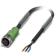 SAC-3P- 5,0-PVC/M12FS
