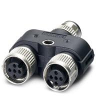 SAC-3P-M12Y/2XM12FS 3L